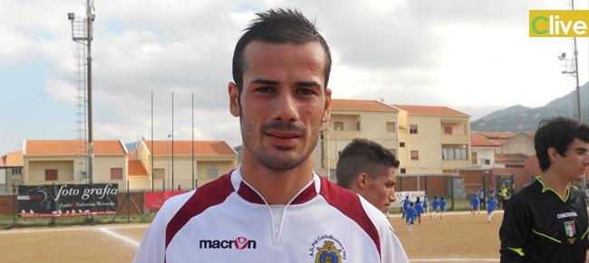 Il difensore Samuele Giglio sceglie di rinnovare il rapporto di collaborazione con la Polisportiva Castelbuonese