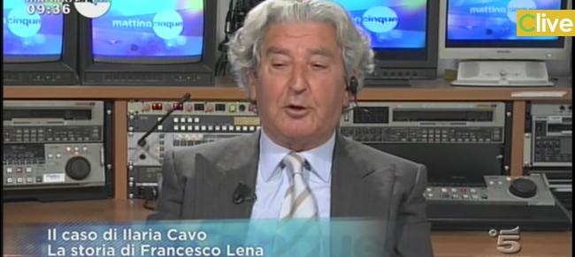 """Francesco Lena intervistato da mattino cinque. """"Non riaccetterei la cittadinanza onoraria"""""""