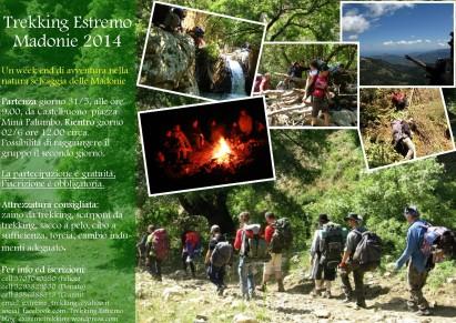 Trekking Estremo Madonie 2014