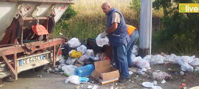 Castelbuono: abbandono di rifiuti in contrada Sirufo, in corso verifiche della Polizia Municipale
