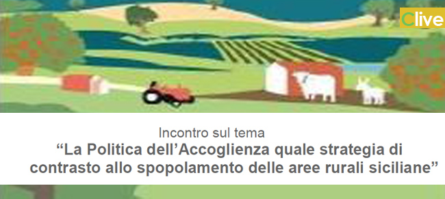"""Soat di Castelbuono: Incontro sul tema """"La Politica dell'Accoglienza quale strategia di contrasto allo spopolamento delle aree rurali siciliane"""""""