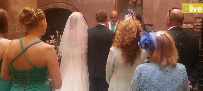 Sempre di più gli stranieri che scelgono di sposarsi a Castelbuono