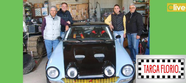 I castelbuonesi Claudio Martorana e Mario Alessi  parteciperanno alla 98° Targa Florio 25° Historic Rally 2014