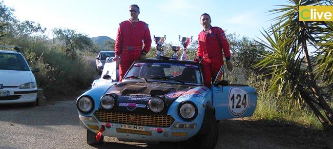 Targa Florio 2014: Ottimo risultato per l'equipaggio castelbuonese