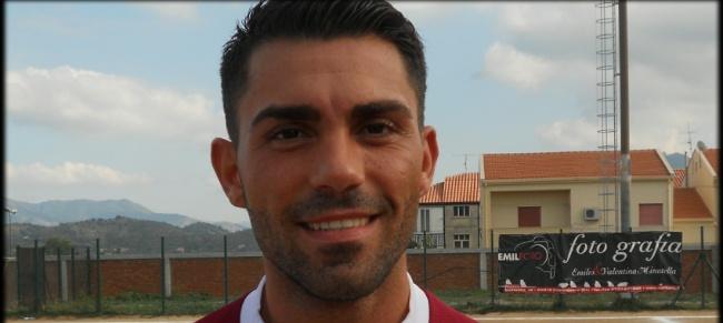 Francesco Arena rinnova l'accordo con la Castelbuonese: il beniamino dei tifosi rimane fedele alla maglia granata