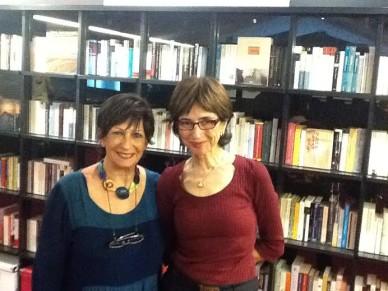 Pilar Saramago e Maria Giuliana