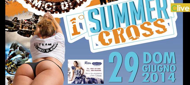 """A Castelbuono la prima edizione del """"Summer Cross"""""""