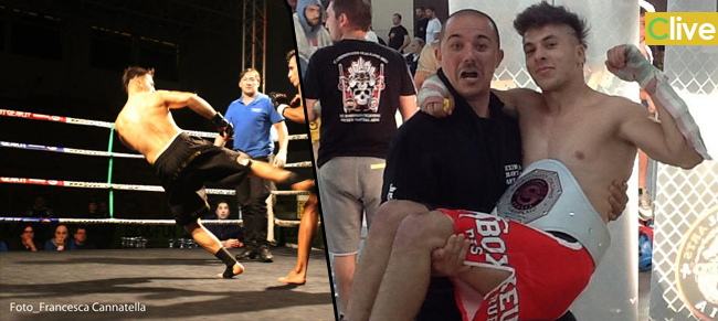 Il Castelbuonese Enrico DI Gangi è campione Italiano di arti marziali miste. Rappresenterà l'Italia ai Campionati Europei