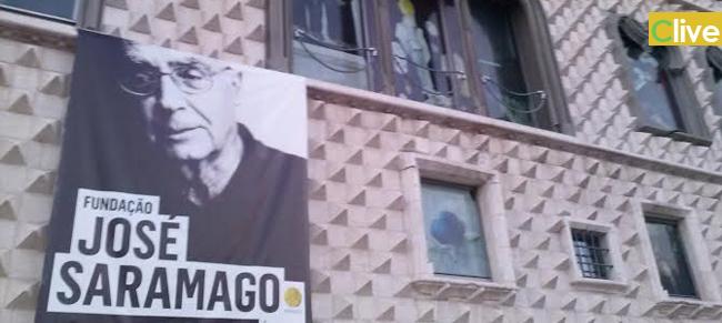 Pollina a Lisbona con Pilar Saramago per il lancio del Festival SÈTE SÒIS E SÈTE LUAS