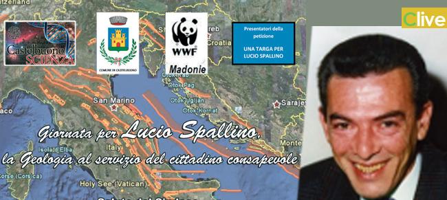 Venerdì 27 giugno una conferenza di geologia per ricordare Lucio Spallino