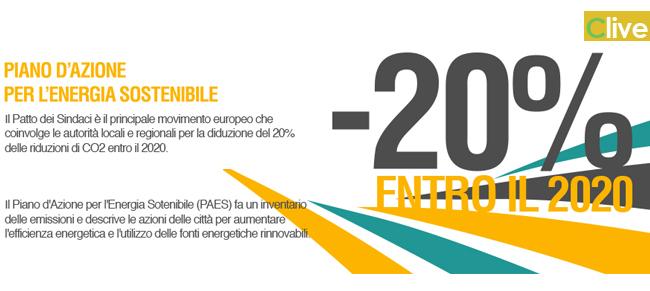 """Avviso pubblico finalizzato all'acquisizione di profili professionali per l'aggiornamento del piano d'azione per l'energia sostenibile """"PAES"""". La domanda di partecipazione"""