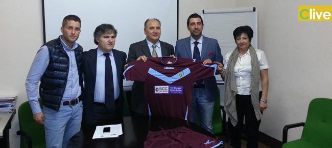 """Anche la Bcc """"San Giuseppe"""" sponsor della Castelbuonese. Il presidente  dell'istituto di credito Stefano Farinella: """"Abbiamo fatto il nostro dovere"""""""