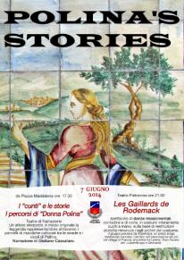 pollina's stories