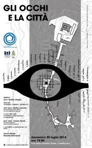 """""""Gli occhi e la città"""", passeggiata progettuale nel cuore della cittadina castelbuonese"""