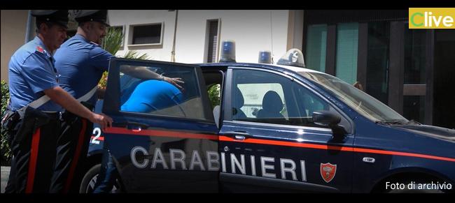 Collesano, furto di rame e ferro. Carabinieri arrestano ladro
