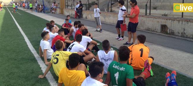 Splendida giornata di sport a Bagheria per lo stage della Castelbuonese