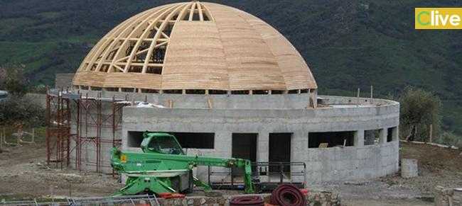 Isnello capitale dell'astronomia  Il super-telescopio è quasi realtà