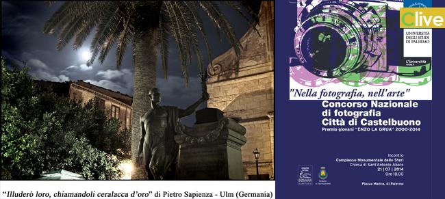 """""""Nella fotografia, nell'arte"""":  presentazione a Palermo del  Premio """"Enzo La Grua"""""""