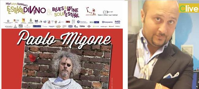 Il comico Paolo Migone l'1 agosto a Castelbuono,