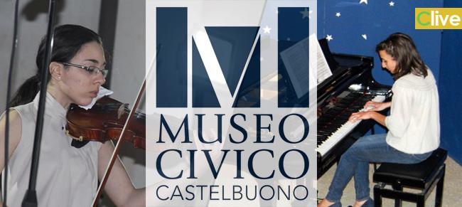 Continuano gli appuntamenti con la Musica al Museo Civico di Castelbuono