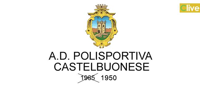 La società granata cambia denominazione: Polisportiva Castelbuonese 1950