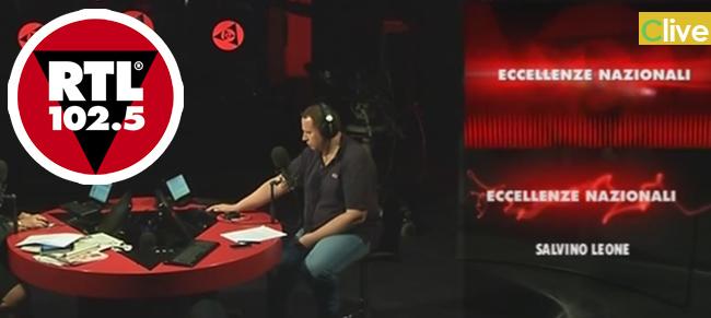 Eccellenze Nazionali: RTL 102.5 intervista il professore Salvino Leone