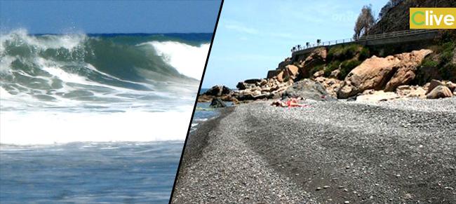 Ventenne salvata dalle onde nella spiaggia di Santa Maria
