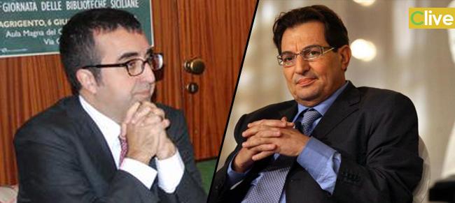 Gli auguri del Sindaco Antonio Tumminello al dott. Giulio Guagliano per la nomina a capo di gabinetto del presidente della regione sicilia