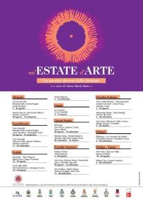 L'Ente Parco promuove il circuito artistico delle Madonie. Appuntamenti in 9 Paesi, a Castelbuono dal 22 agosto al 30 settembre