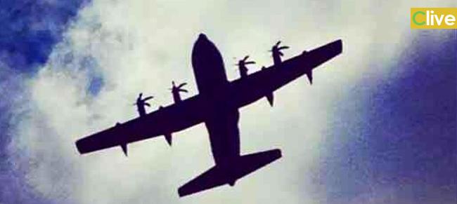 Giochi di guerra sulle Madonie  Paura per aerei a bassa quota.  LA FOTO