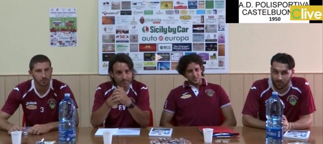 """La Castelbuonese pronta per il debutto stagionale con l'Igea Virtus. Mister Vitale: """"Per noi è un ottimo banco di prova"""""""