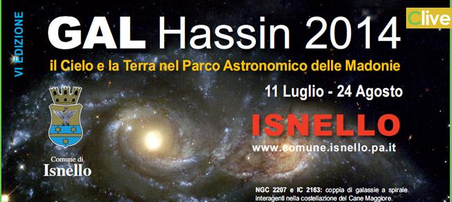 Walter Ferreri, astronomo INAF e divulgatore scientifico fra i più rinomati in ambito nazionale chiuderà il GAL Hassin 2014