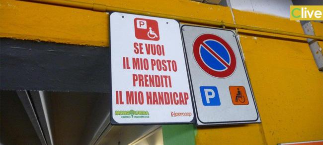 Castelbuono: parcheggi per disabili occupati abusivamente