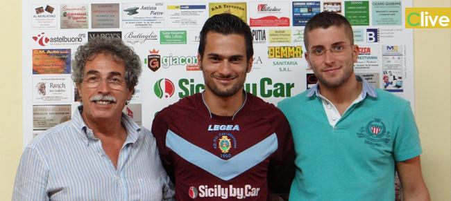 """È Riccardo Ancione l'ultimo colpo di mercato della Castelbuonese. Mister Vitale: """"Col Milazzo faremo una partita col sangue agli occhi"""""""