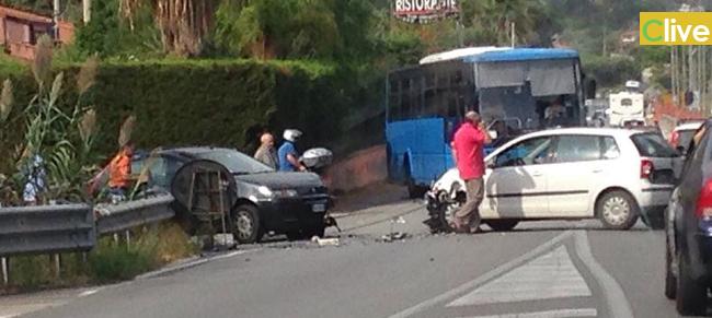 Cefalù - Statale 113: nuovo incidente in località Ogliastrillo