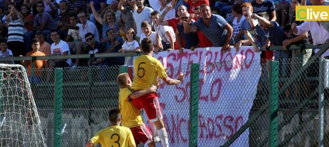 ASD Castelbuono: amaro pareggio nel big match della seconda giornata contro il Cefalù