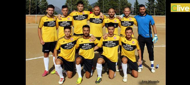 Splendida vittoria dell'ASD Castelbuono contro il Merì