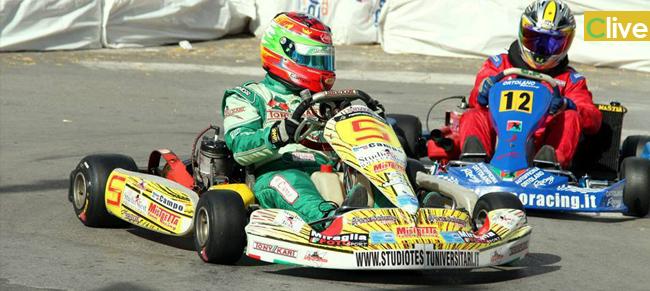 Vincenzo Campo è vicecampione nazionale ACI-CSAI Cittadini 2014 della 100cc Prodriver Under