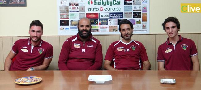 """Castelbuonese-Vittoria, mister Vitale: """"In campo daremo battaglia"""""""