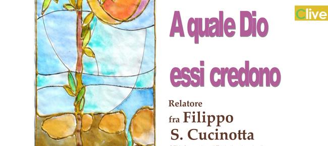 Essere Cristiani: dal 18 ottobre il ciclo di incontri a cura di fra Filippo S. Cucinotta