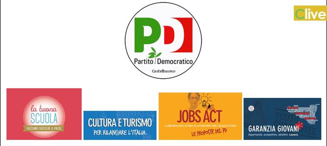 """Il Circolo del  PD di Castelbuono conclude il programma """"estivo"""" degli incontri di approfondimento. Le nuove iniziative dopo il Congresso di Circolo del 19 ottobre"""
