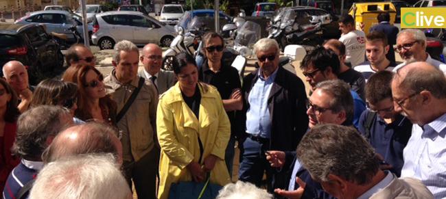 Si decide il futuro di Piano Battaglia: al sit-in anche Stefania Petyx di Striscia La Notizia