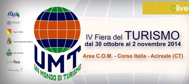 Fiera del Turismo di Acireale: il Sindaco invita a partecipare all'iniziativa