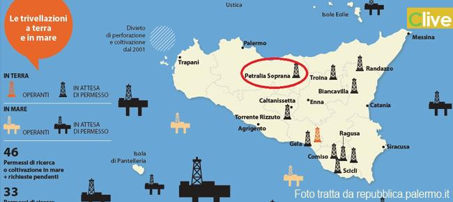 Caccia al petrolio anche nelle Madonie