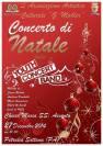Concerto di Natale della Youth Concert Band sabato 27 a Petralia Sottana