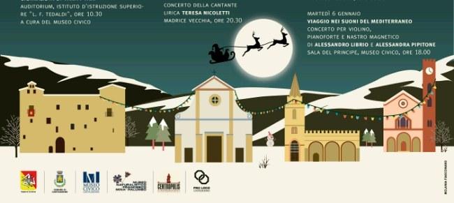 Natale a Castelbuono: anche quest'anno tanta qualità nel calendario delle iniziative