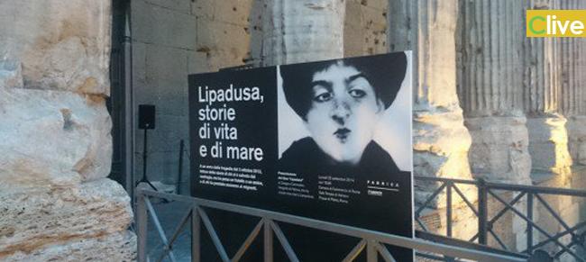 """Migrazione e disperazione, a Castelbuono le foto di """"Lipadusa"""""""