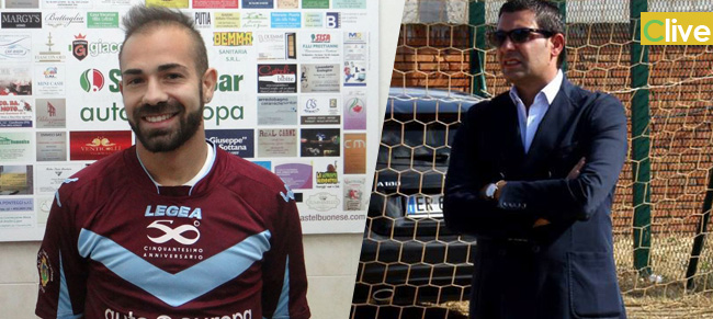 Castelbuonese, alla vigilia del match col Modica presentato l'attaccante Elamraoui. Arrivano anche D'Acquisto, Giordano e Prestigiacomo. Lasciano Palazzolo e Schicchi. Arena svincolato