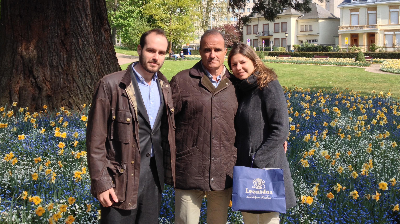 2015 Il marchese di Geraci e i due figli