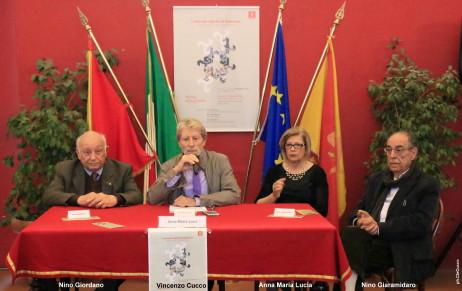 Nino Giordano, Vincenzo Cucco, Anna Maria Lucia, Nino Giaramidaro